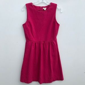 J.Crew Factory Daybreak Fit Flare Mini Dress #880